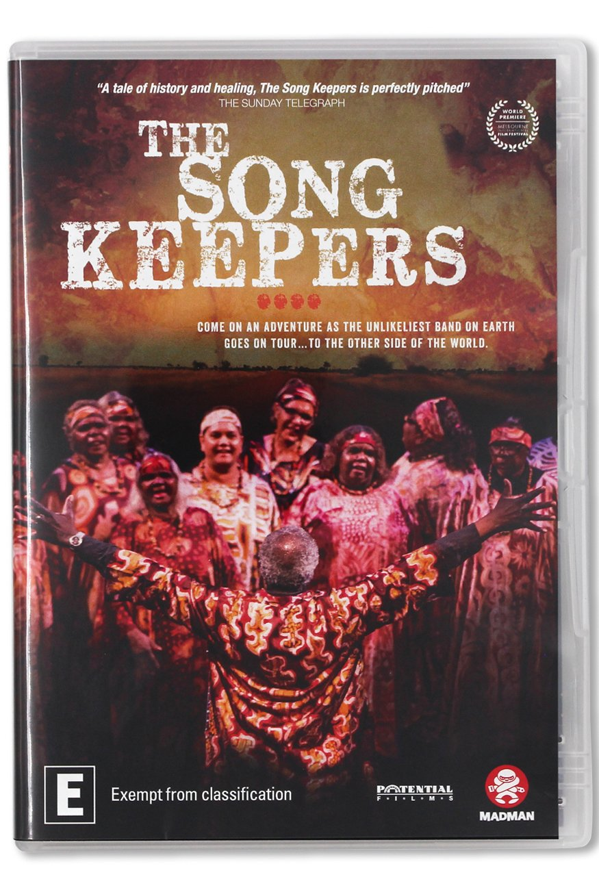 The Song  Keepers DVD