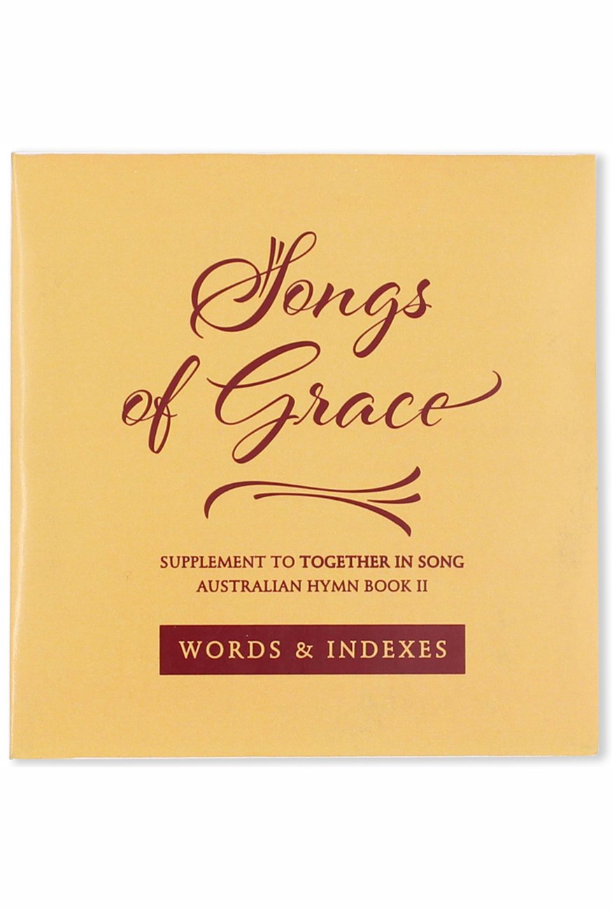 Songs Of Grace Cd Rom