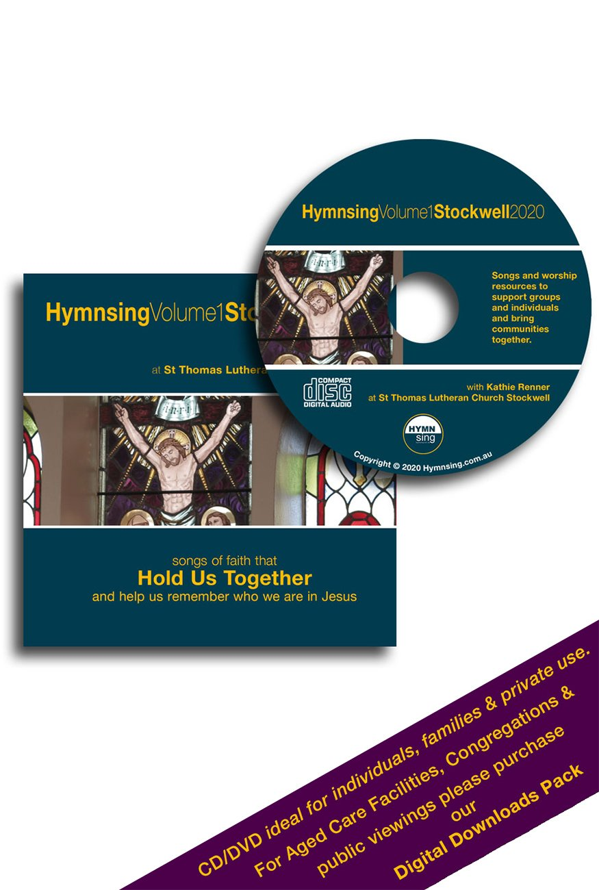 Hymnsing CD Volume 1
