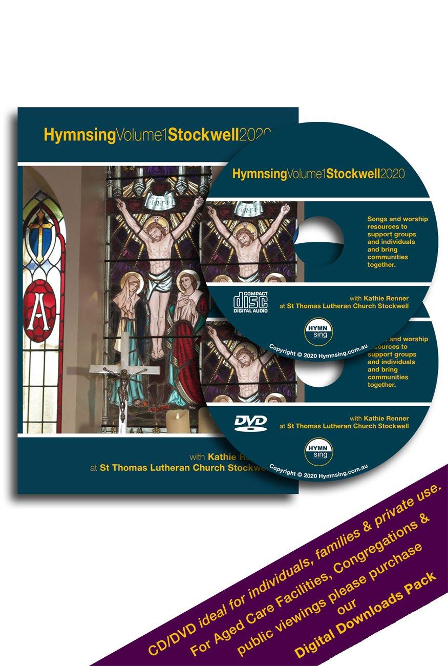 Hymnsing DVD and CD Volume 1