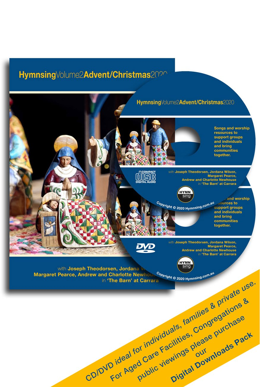 Hymnsing DVD and CD Volume 2