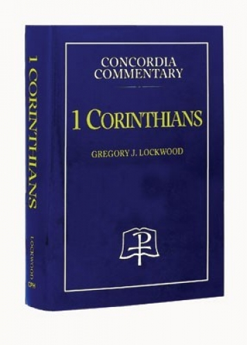 1 Corinthians CPH Commmentary