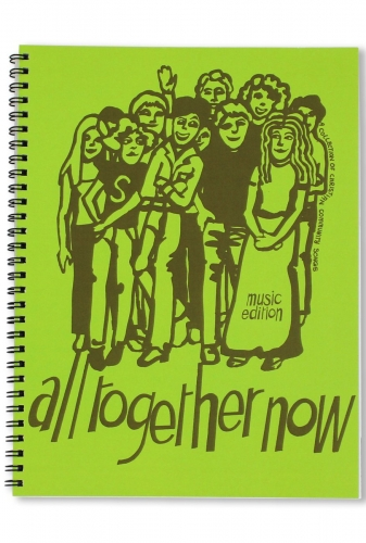 All Together Now Music Book Green