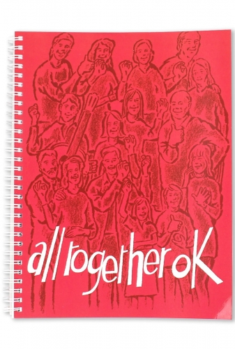 All Together OK Music Book Red