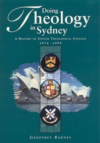 Doing Theology in Sydney