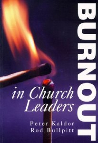 Burnout in Church Leaders