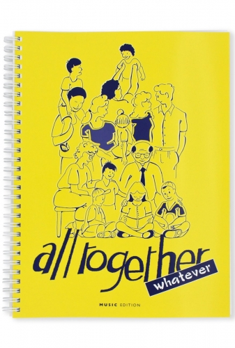 All Together Whatever Music Book Yellow