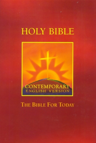 CEV Bible for Today Burgundy H/C
