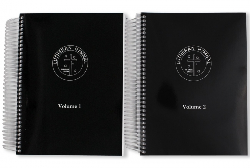 Lutheran Hymnal Harmony Edition - 2 Volume