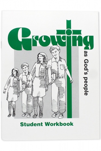 Growing As God's People Workbook