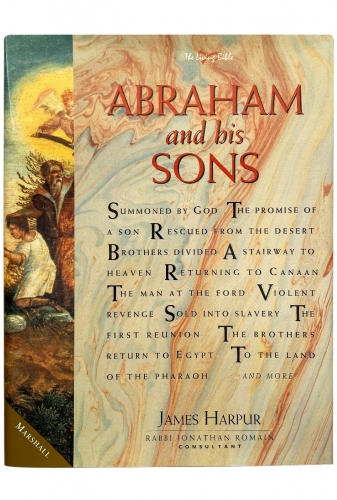 Abraham and his sons Living Bible