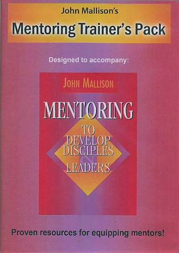 Mentoring Trainer's Pack on CD Rom
