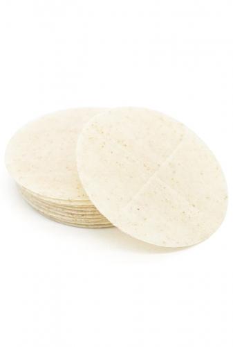 "Altar Bread Priest White 2 3/4"" (70mm) Box of 50"