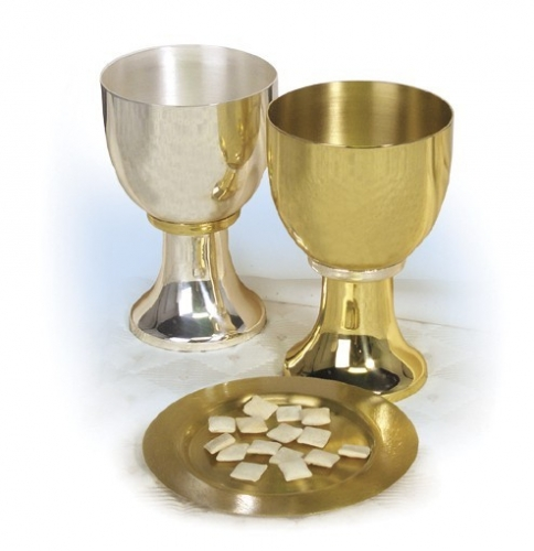 Chalice Pastors Solid Brass