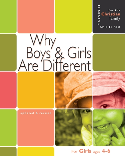 Why boys and girls are different. Girls aged 4-6 edition