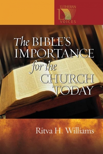 The Bible's Importance for the Church Today