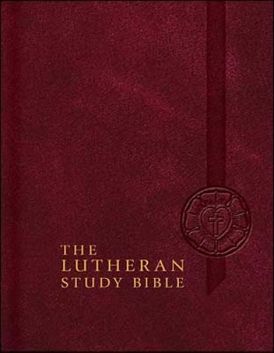 The Lutheran Study Bible HC