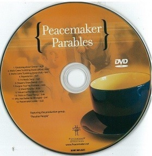 Peacemaker Parables DVD