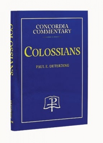 Colossians CPH Commentary