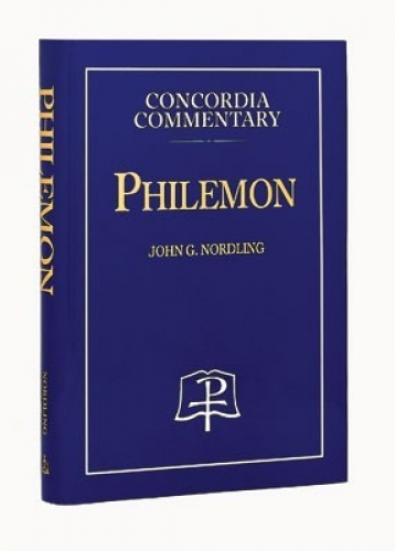 Philemon CPH Commentary