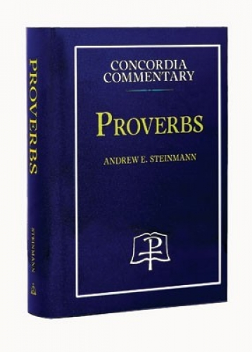 Proverbs CPH Commentary