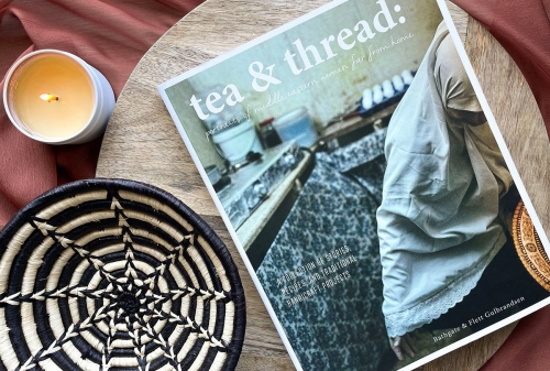 Tea and Thread, Portraits of Middle Eastern Women Far From Home