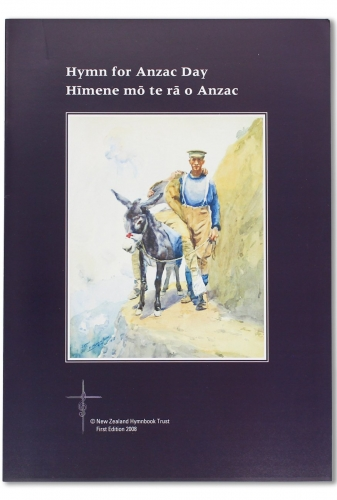 Hymn For Anzac Day Sheet Music