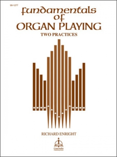 Fundamentals Of Organ Playing