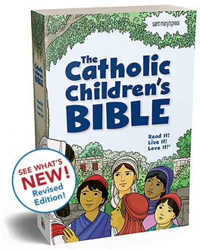 GNB Catholic children's edition bible