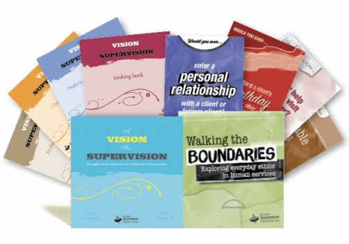 Vision for Supervision & Walking the Boundaries  value pack