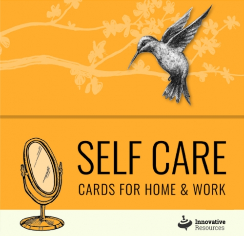 Self Care  Cards For Home and Work