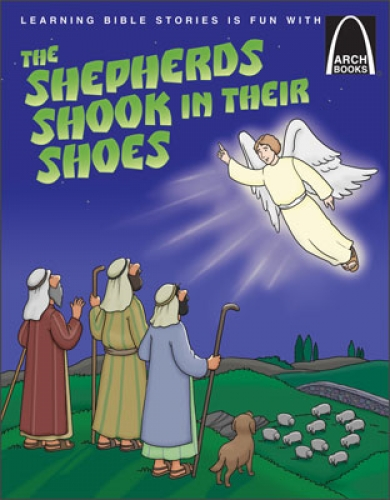 Shepherds shoot in their shoes