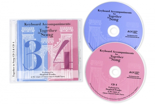 Together in Song CD3 and CD4