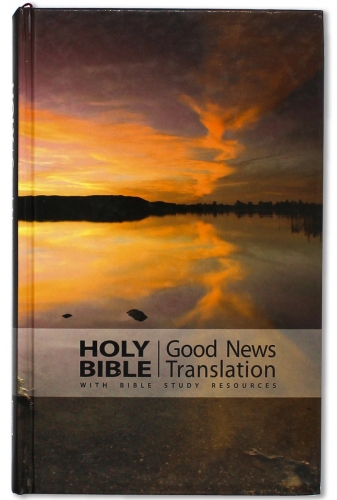 Good News Bible Modern Thinline
