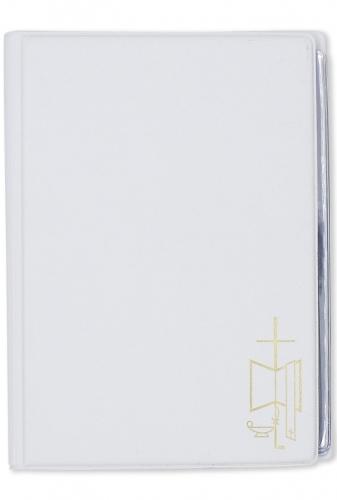Worship Service Folder White