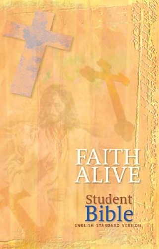 Faith Alive Student Bible ESV