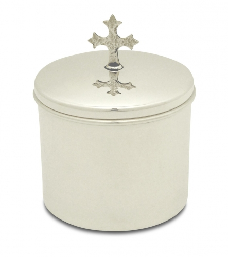 Host Box Silverplate Traditional