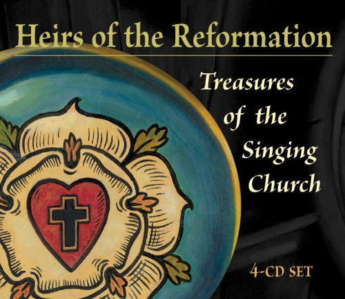 Heirs of the Reformation Set of 4 CD's