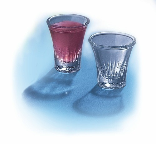 Glass Communion Cups  1 1/2""
