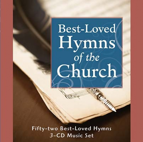 Best Loved Hymns of the Church 3CD Set