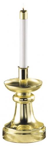 """Candlestick Brass  9"""""""
