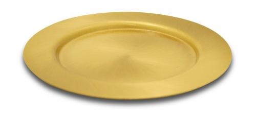 Paten Pastors Solid Brass