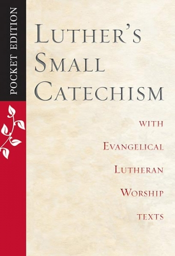 Luthers Small Catechism Pk 5