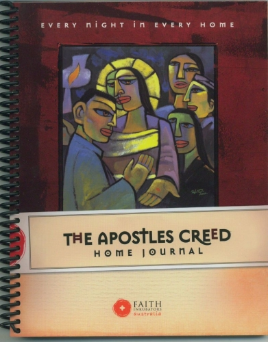 The Apostles Creed Head to Heart