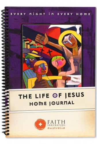 The Life of Jesus Head to Heart
