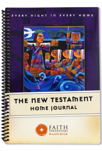The New Testament Head to Heart