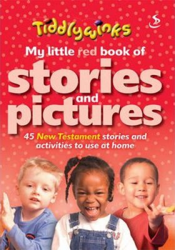 My little red book of stories and  pictures