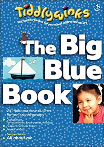Tiddlewinks The Big Blue Book
