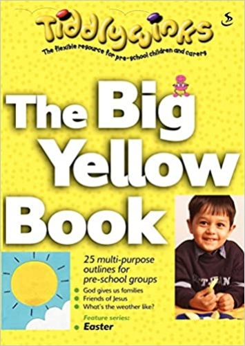 Tiddlywinks The big Yellow Book