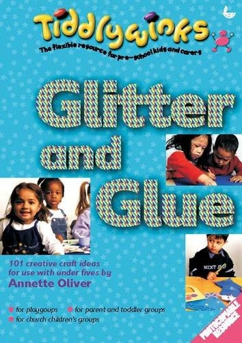 Tiddlywinks Glitter and Glue